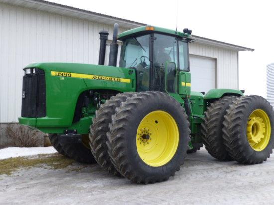 1997 John Deere 9200 Tractor