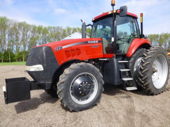 2009 CIH Magnum 215 Tractor,