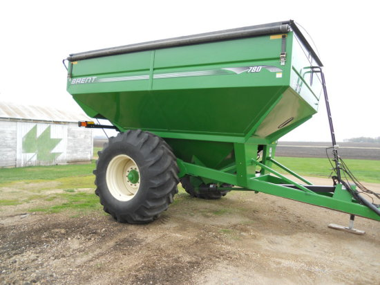 '07 Brent 780 Grain Cart