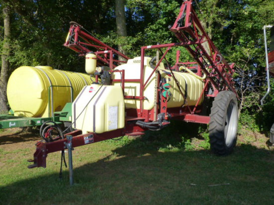 2009 Hardi Sprayer 1000