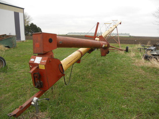 "Westfield 10""x61' PTO Auger"