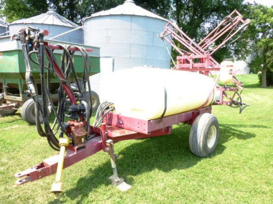 Hardi 45' Sprayer