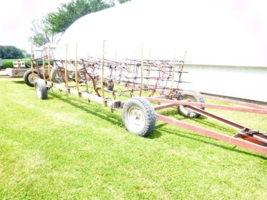Lindsey 7 Sec. Drag 42' & Cart