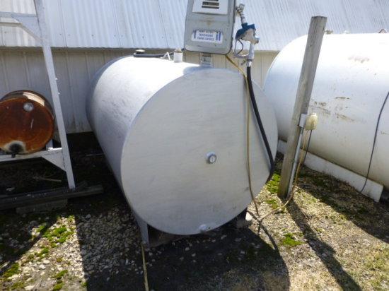 500 gal. Diesel Barrel