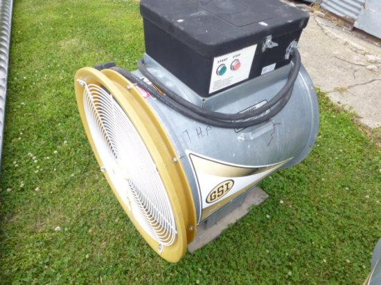 GSI Fan 7 HP