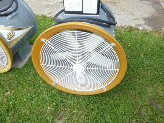 GSI Fan 5- 7 HP