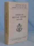 1959 American Military History 1607-1958