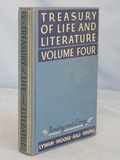 1942 Treasury of Life and Literature Vol. 4
