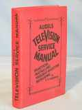 1953 Audels Television Service Manual