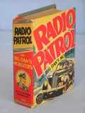 1940 Big Little Book Radio Patrol and Big Dan's Mobsters