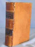 1888 Leather Bancroft's Works History of Oregon Volume 2