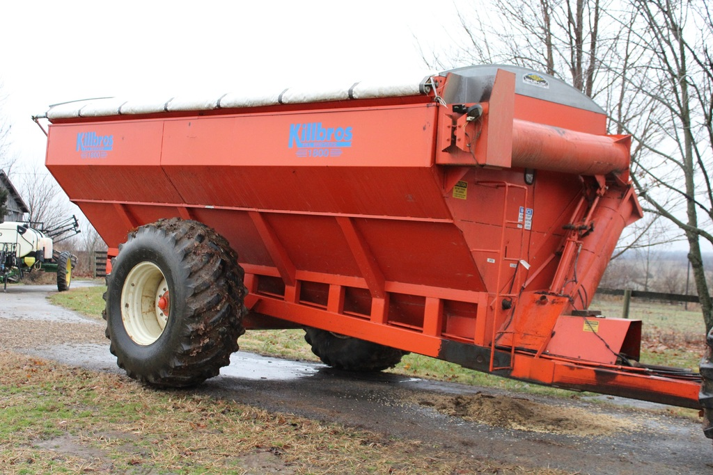 Farm Machinery Auction 0% Buyer