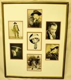 Large Hollywood Western actor Buck Jones photos