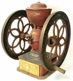 Great antique general store coffee grinder