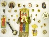 Collection of 29 various Indian memorabilia