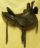 Rare ladies Visalia side saddle