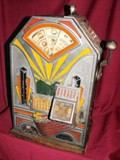 C. 1930's Jennings 1 cent Slot Machine