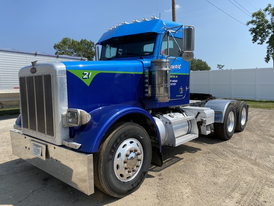 Virtual  Truck Tractor Auction