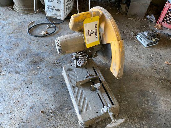 DeWalt Abrasive Chop Saw
