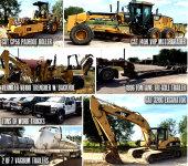 Big Trucks, Trailers & Construction Machinery