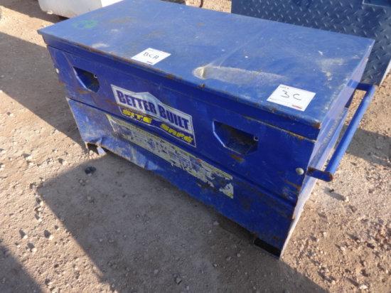 BETTER BUILT 24'' JOB BOX ASSORTED LAY FLAT WATER HOSES