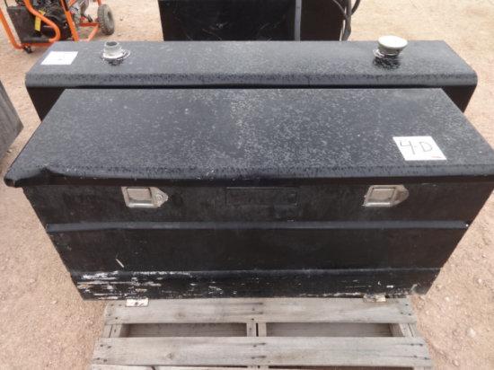BETTER BUILT FUEL TANK 100GAL TOOL BOX COMBO