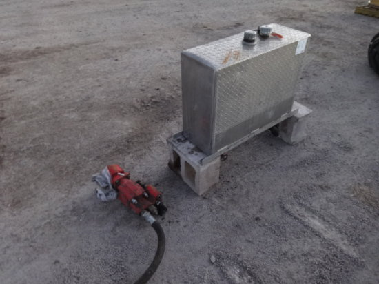 WET KIT WITH PTO PUMP & TANK
