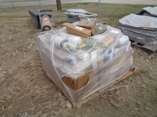 PALLET OF MISC FILTERS