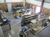 COMPLETE LIQUIDATION OF TRUCK SERVICE CENTER