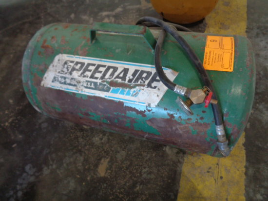 Speedair Portable Air Tank