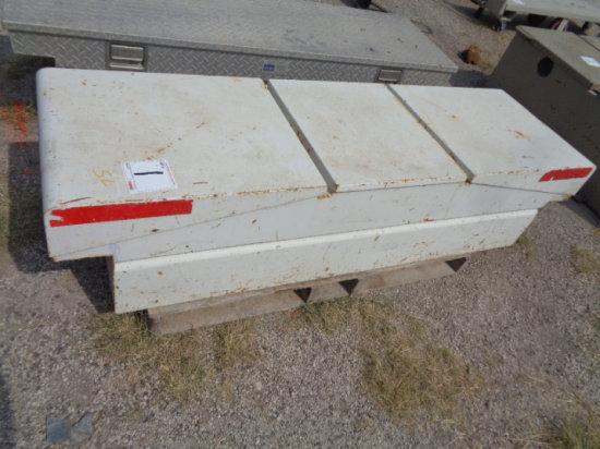 WHITE,RK,TRUCK TOOL BOX