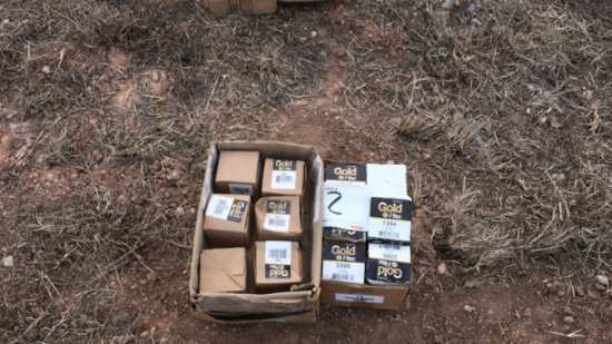 2 BOXES OIL FILTERS