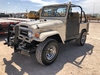 1969 Toyota Land Cruiser Engine Type: 6 Cylinder Suspension: 4wd Fuel Type:
