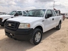 2007 Ford F-150 Xl Engine Type: 4.6l Suspension: 4wd Fuel Type: G, Transmis