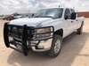 2011 Chevrolet 2500 Engine Type: 6.0l Suspension: 4wd Fuel Type: G, Transmi