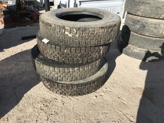Hankook Tires 11r24.5