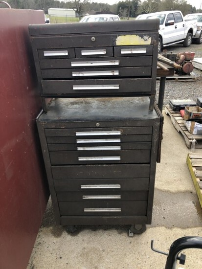 Toolbox W/Contents