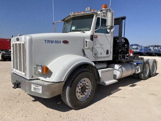 2010 Troxell 130bbl Vacuum Trailer VIN: 1T9TA4336A1867299 (1330041) Locatio