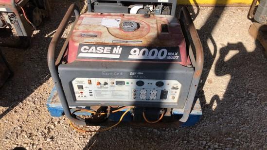 Generator Gas Powered 420cc Eng., 7100 Watts, 60 Htz, 120/240 Volts Needs S