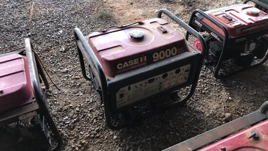 Generator Case 9000 R7100DP N/A 488Hrs Gas Powered 420cc Eng., 7100 Watts,
