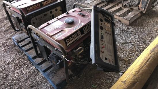 Generator Case 9000 R7100DP N/A N/A Gas Powered 420cc Eng., 7100 Watts, 60