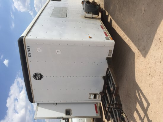 WELLS CARGO 16'' ENCLOSED TRAILER-BILL OF SALE ONLY