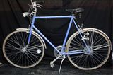 Vintage Blue Schwinn Traveler II Bicycle