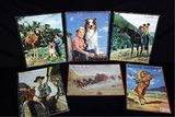 Choice 6 Vintage Movie Puzzles
