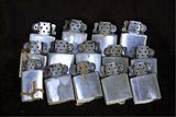 Box Of Zippo Lighters Most In Need Of Repair