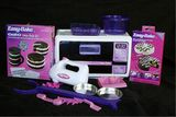 Easy Bake Oven W/Mixer, Cookbook, & Accessories