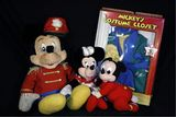 Box Mickey Mouse Dolls