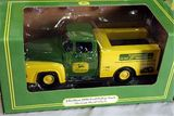Ertl John Deere 1956 Ford Pickup Truck bank