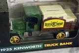 Ertl John Deere1925 Kenworth Truck bank