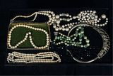 Vintage Costume Necklaces (Pearls??)